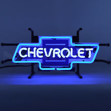 Neon Sign Chevrolet Chevy Bowtie Camaro Ss Corvette Truck lamp hand blown glass