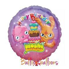 "Moshi Monster 18"" Balloon Party Birthday Kids Decoration Poppet Katsuma Anagram"