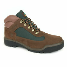 Timberland Men's Beef And Broccoli Brown Hiker Field Leather Boots Style 6530A