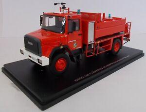 ALERTE0082 - Truck Of Marine Firefighters Marseille Iveco 160.17 Riffaud CCI Bm