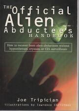 The Official Alien Abductee's Handbook - Joe Tripician - PB - 1997 - Andrews.