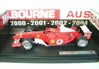Rarität! Ferrari F 2004 M.Schumacher Australia