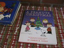 A Peanuts Christmas By Charles Schulz  2002 1st HC/DJ