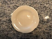Pottery Barn EMMA salad plate LIGHT YELLOW Discontinued 2 available