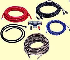 ACV  WK-10  KFZ Kabelset  10mm² Kabelkit Kabel Set für Endstufe Verstärker  NEW