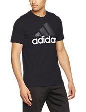 Adidas Linéaire Essentiel Sport Hommes T-shirt Noir XXL