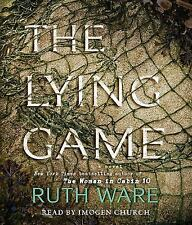 The Lying Game by Ruth Ware (2017, CD, Unabridged)