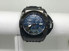 TechnoMarine Blackwatch Swiss Chrono Sapphire Crystal strap watch 908004
