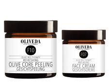 Aktionspreis Oliveda F10 Gesichtspeeling 60ml+ F07 Anti Aging Gesichtscreme 30ml