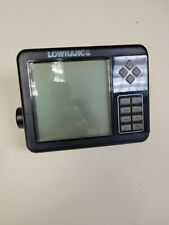Lowrance Fishfinder !! Head Unit Only Untested