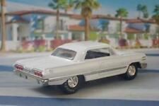 1963 63 Chevrolet Impala V-8 Sport Coupe 1/64 Scale Limited Edition U