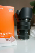Sony Alpha SELP18105G 18-105 mm F/4,0 PZ Aspherical IF OSS G ED Objektiv