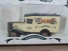 Lledo DG13092, Modelo A Ford Van, días GONE VINTAGE Club De Coleccionistas De Modelos 2003