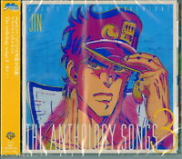JIN HASHIMOTO-JOJO'S BIZARRE ADVENTURE THE ANTHOLOGY SONGS 3-JAPAN CD E25