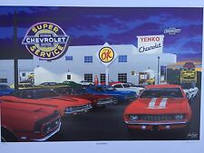 "David Snyder ""Don Delivers"" Yenko Chevrolet Chevelle Nova Camaro Dave"