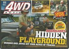 AUSTRALIAN 4WD ACTION - ISSUE 198 QUEENSLAND'S HIDDEN PLAYGROUND!