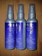 3 X Avon Planet Spa Sleep Serenity Camomile & Lavender Pillow Mist Spray