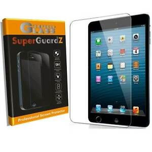 SuperGuardZ Tempered Glass Screen Protector For iPad Pro 12.9 (2017 & 2016)