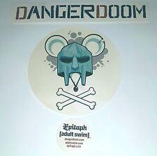 "Dangerdoom Mf Doom Dangermouse Mobile Poster Rap Hip Hop wu tang nwa lp 12"" cd"