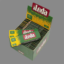 Aleda King Size Rolling Papers Sealed (40 Pack) Transparent full box Rizla