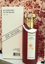 BVLGARI EAU PARFUMEE AU THE ROUGE For Women 5 oz Perfume Spray  TESTER NEW INBOX
