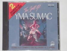 YMA SUMAC -The Spell Of Yma Sumac- CD