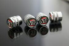 VB BEER DECAL ALLOY WHEEL VALVE CAP COVER FOR FORD FALCON SEDAN /UTE/ WAGON
