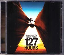 127 HOURS A.R. Rahman OST CD Soundtrack Free Blood Bill Withers  Esther Pjillips