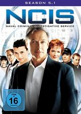 NAVY CIS - SEASON 5.1 MB  2 DVD NEU  COTE DE PABLO/MARK HARMON/+
