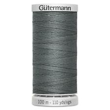 Gutermann Extra Stark Faden 100m Spule - Nähen & Polster - Alle 45 Farben