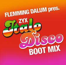 Italo CD Zyx Italo Disco Bateau Mix Presented By Flemming Dalum