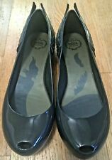 Melissa Maleficent Shoes Size 8