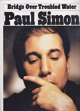 """BRIDGE OVER TROUBLED WATER"" BY PAUL SIMON PIANO-VOCAL-GUITAR"