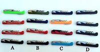 Lot of 4 - Capitano® Waiter Corkscrews & Bottle Opener Waiters Friend cork screw