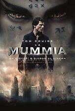 THE MUMMY LA MUMMIA POSTER TOM CRUISE SOFIA BOUTELLA ALEX KURTZMAN