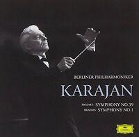 Last Concert 1988 Mozart & Brahms [Audio CD] Karajan, Herbert Von