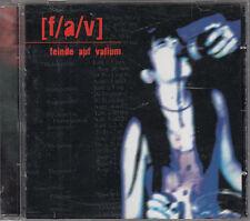 FEINDE AUF VALIUM - [f/a/v] CD