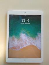 Apple iPad Air 1st Gen. 16GB, Wi-Fi + Cellular (Sprint), 9.7in - Silver
