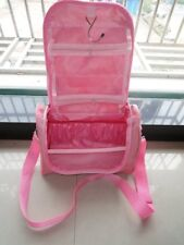 Hair accessories pink hairdressing bag
