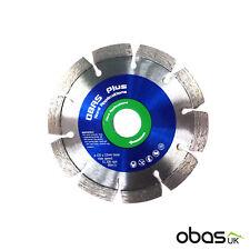 Obas 125 mm Custodia Rigida applicazione Plus diamante lama disco | | | Cutter Smerigliatrice Angolare