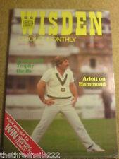 WISDEN - PRUDENTIAL TROPHY - July 1981 Vol 3 #2