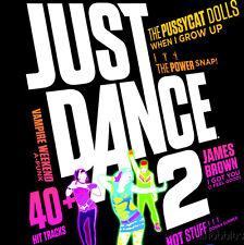 JUST DANCE 2 Nintendo Wii Game