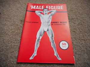 Male Figure Vol 17 1960 - Bodybuilding Gay Interest magazine