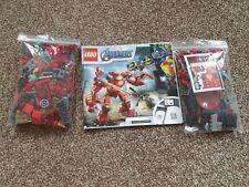 LEGO 76164 Marvel Super Heroe Iron Man (No Minifigures Just Hulkbuster)