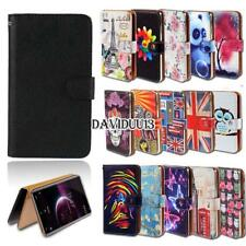 Leather Smart Stand Wallet Case Cover For Various Cubot Mobile Phones