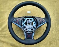 BMW 5 6 E60/E61/E63/64 M-Sport Tech NEW FACTORY LEATHER STEERING WHEEL 2006-2010