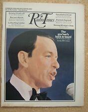 Radio Times/1970/Frank Sinatra/Robert Powell/Archers/Keith Barron/David Dimbleby