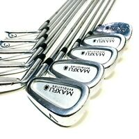 Maxfli Revolution Irons (2-P+S) S300 - Good Condition, Free Post # 7567