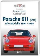 PORSCHE 911 993 Carrera Targa Praxisratgeber Kaufberatung Klassiker-Kauf Buch