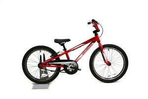 """Specialized HotRock 20"""" Kid's Bike Single Speed Coaster / V-Brake Red"""
